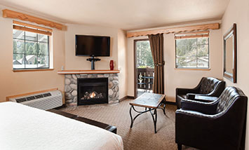 Canyon Suite room